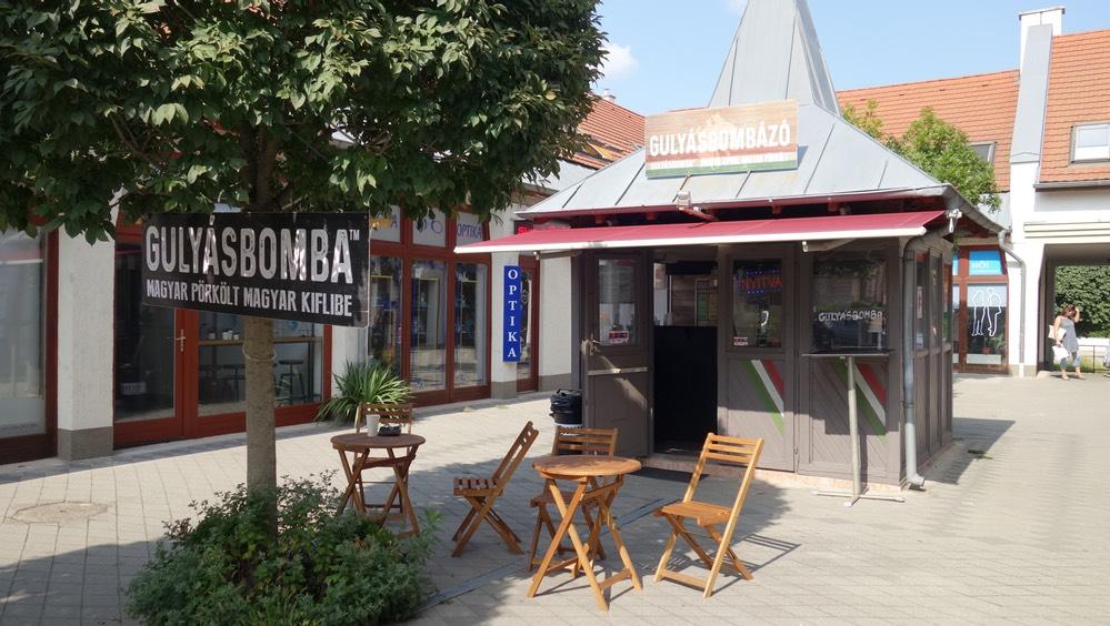 Gödöllőről indult útjának a legcsodálatosabb magyar streetfood – Gulyásbomba